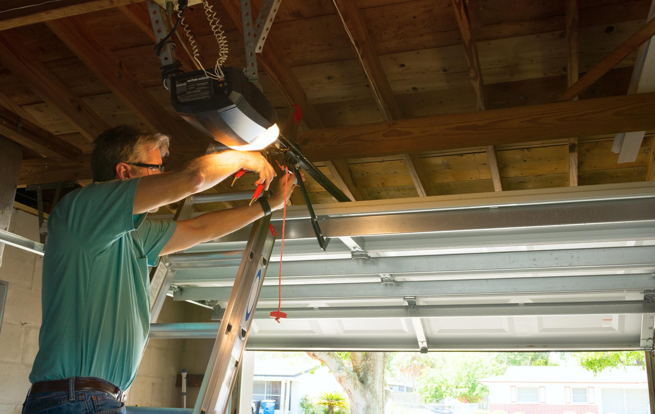 Bien renforcer la sécurité de votre garage